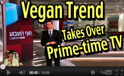 vegan trend takes over prime-time