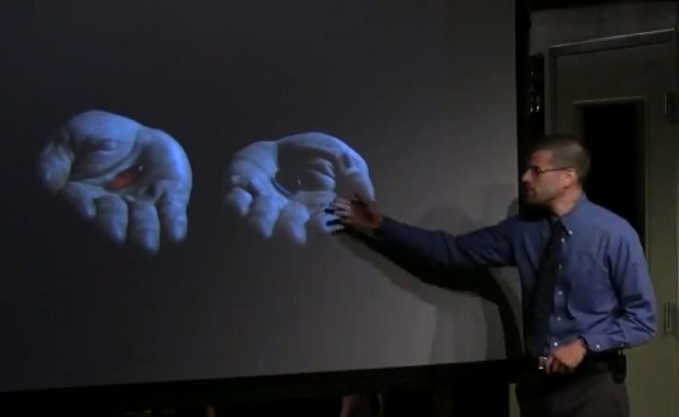 Gary-TV.com: ההרצאה של ג'יימס ווילדמן - לצאת מהמטריקס
