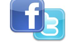שיתוף: טוויטר, פייסבוק