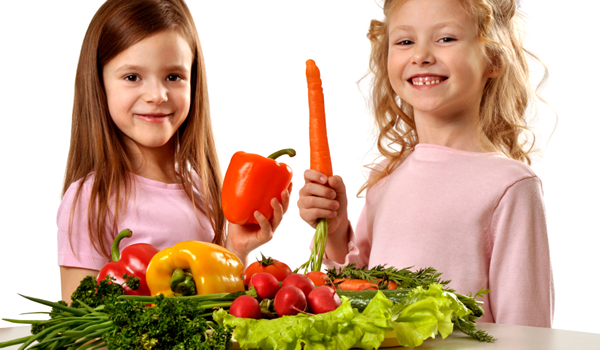 גידול ילדים טבעונים - תפרטים טבעוניים לילדים