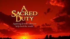חובה מקודשת -A Sacred Duty