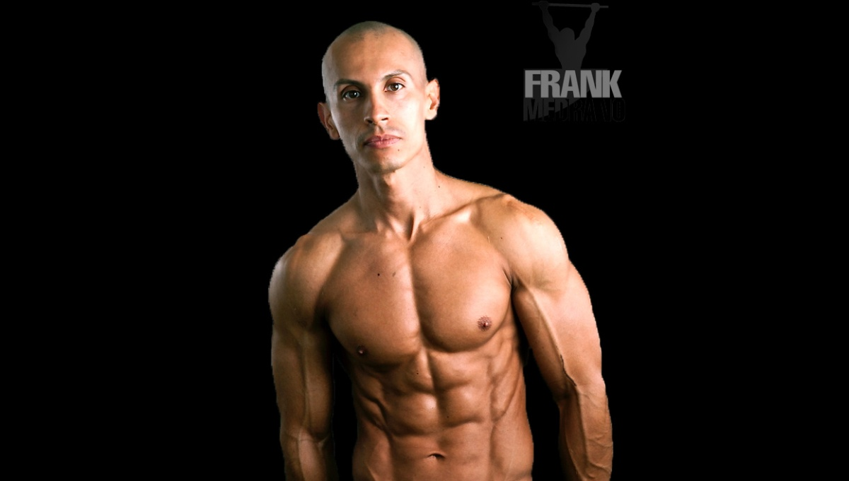 Frank Medrano Is One Of The Incredibly Fit T