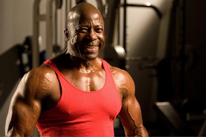 Jim Morris, 80 years Old Bodybuilder